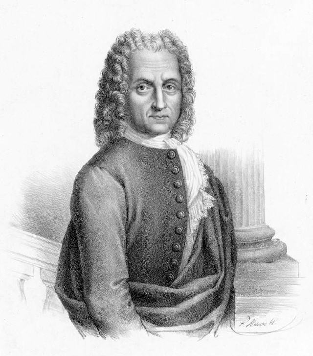Benedetto Marcello (1686 - 1739)